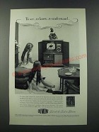 1949 Du Mont Colony Television Ad - To See to Know To Understand