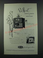 1949 Du Mont Colony Television and Chatham Table-Top Television Ad