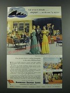 1949 American Export Lines Ad - Life at Sea is Friendly