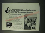 1948 Rock Island Lines Railroad Ad - Arizona-California