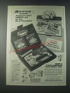 1978 Arrow T-50 Staple Gun Kit Ad - America's Most Useful Gift