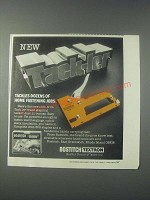 1978 Textron Bostitch Tack-ler Staple Tacker Ad