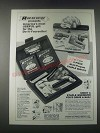 1977 Arrow T-50MP 8-Piece Multi-Purpose Staple Gun Kit Ad