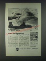 1946 RCA SHORAN surveying System Ad - Pin-Point Accuracy