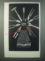 1979 Channellock Tools Ad - Energy Savers