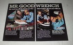 1979 Mr. Goodwrench GM service Ad - All the Latest Service Information