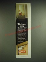 1985 Ryobi Doorman Door Closer Ad - Did you close the door?