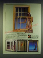 1985 Peachtree Windows and Doors Ad - Breakthrough