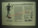 1984 NordicTrack Exercise Machine Ad - Fitness experts agree