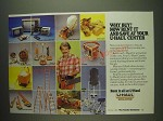 1984 U-Haul Rental Center Ad - Why buy? Now rent it and save at your U-Haul