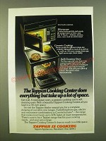 1983 Tappan Cooking Center Ad - The Tappan Cooking Center does everything