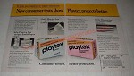 1983 Playtex Tampons Ad - New consumer tests show Playtex protects better