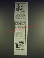 1933 N.R.A. Service Co. X-Ring Field Target Equipment Ad - New game sweeps