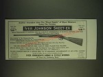 1935 Iver Johnson Skeet-er Gun Ad - Another champion joins the Royal Family