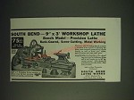 1936 South Bend Lathe Works 9