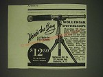 1936 Wollensak Spotting Scope Ad - Here's the buy