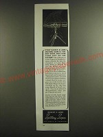 1940 Bausch & Lomb NRA Model Spotting Scope Ad - Best Out of Factory
