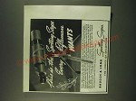 1940 Bausch & Lomb NRA Model Spotting Scope Ad - Every Rifleman Wants