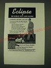 "1948 Eclipse 20"" Rocket Lawn Mower Ad - Eclipse the world's best lawn mower"