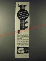 1943 Clarostat Greenohms Resistors Ad - Those green resistors you see