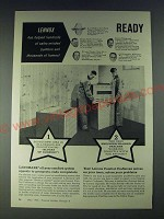 1958 Lennox Landmark System Ad - Lennox has helped hundreds of Builders
