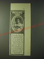 1900 Mellin's Food Ad