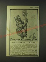 1900 Pettijohn's Breakfast Food Ad - Always Found at the top