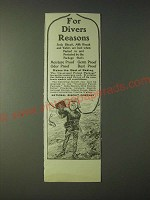 1900 National Biscuit Company Nabisco Ad - For Divers Reasons