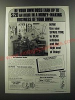 1986 Belsaw Belsaw Sharp-All Ad - Be your own boss earn up to $20 an hour