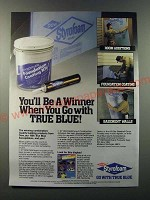 1986 Dow Styrofoam Insulation Products Ad - You'll be a winner