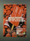 1986 Weight Watchers Fruit Juice Bar Ad