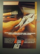 1987 Vise-Grip Locking Pliers Ad - the Vise-Grip trademark