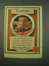 1953 Coventry Climax Godiva Trailer Pumps Ad - Quenched the Fires of War
