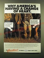 1988 Chevrolet Chevy 4x4 Pickup Truck Ad - Why America's having a change of