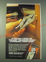 1988 Vise-Grip Locking Pliers Ad - If you don't think