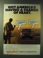 1989 Chevy C1500 Pickup Truck Ad - Why America's having a change of heart