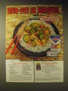1989 Swanson Chicken Broth and Premium Chunk White Chicken Ad