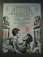 1989 The Metropolitan Opera Presents Aida Ad