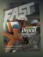 1989 MSD Merck Sharp Dohme Pepcid Ad - Fast pain relief for many patients