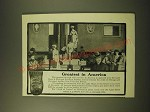 1902 Lake Shore & Michigan Southern Railway Ad - Greatest in America