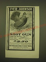 1902 Iver Johnson Shot Gun Ad