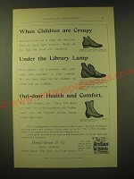 1893 Daniel Green & Co. Shoes Ad - Style 120, Style 1000 and Style 1062