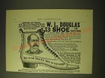 1893 W.L. Douglas Shoes Ad