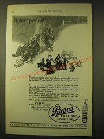 1924 Pyrene Fire Extinguisher Ad - It happened!