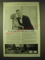 1924 Lambert Pharmacal Company Listerine Ad - If you want the truth