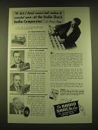 1977 Radio Shack TR-802 Record/Play 8-Track Deck Ad
