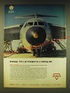 1964 Armco Stainless Steel Ad - C-141 StarLifter