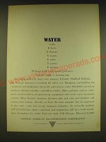 1962 General American Transportation Corporation Ad - Water is life. It feeds.