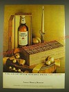 1962 Lord Calvert Whiskey Ad - When the gift must be something special