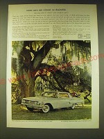 1960 Chevrolet Impala Sport Sedan Ad - Some cars are almost as desirable